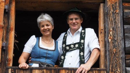 Annemie und Martin Titscher