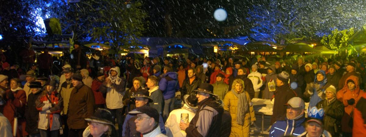 Eröffnung Nordic Park