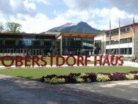 Tourist Information im Oberstdorf Haus