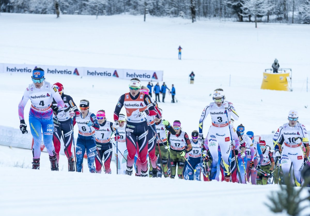 Skiathlon Damen