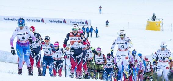Skiathlon Damen