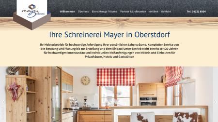 Schreinerei Mayer