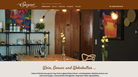 Spezerei Website