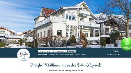 Villa Alpjuwel