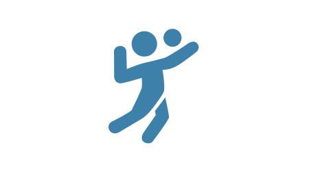 Volleyball Zeichenfläche 1