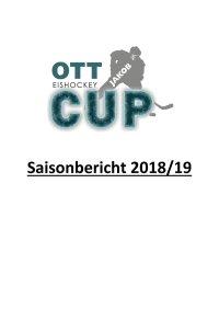 OTT - Jakob Cup Saison 2018 - 19