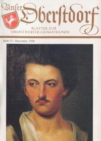 Titelseite Heft 33