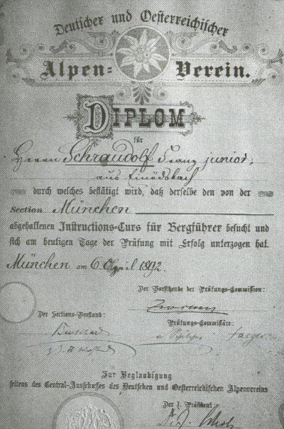 Bergführer - Heft 33