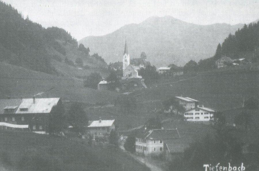 Pfarrer Tiefenbach - Heft 36