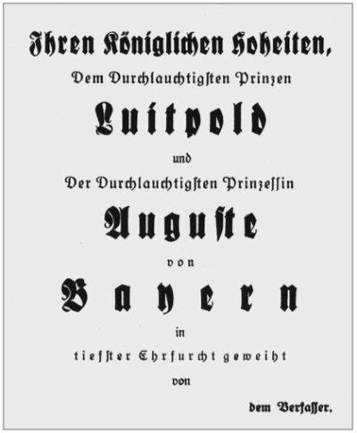 Prinzregent - Heft 61