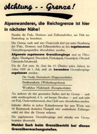 Grenze - Heft 64