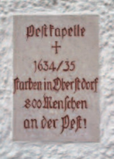 Pestkapelle - Heft 65