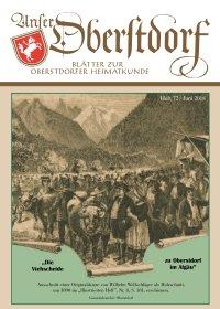 Titelseite Heft 72