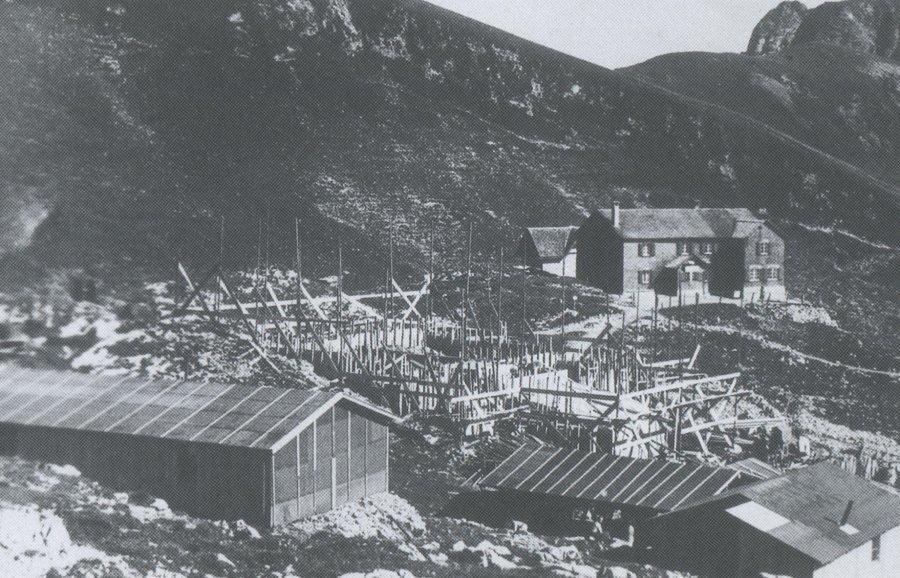 Nebelhornbahn - Heft 47