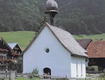 Kapelle St. Anna in Rubi