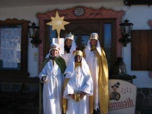 Die hl. 3 Könige
