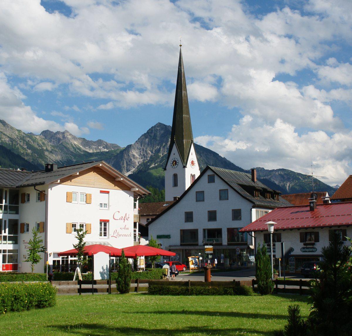 Balderschwang Im Allgäu: Hörnerdörfer