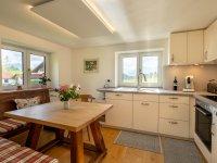 Landhaus Tröster - Wohnung Florin - Wohnküche