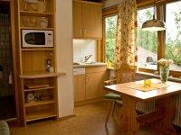 Wohnung Alpenstüberl - Küche