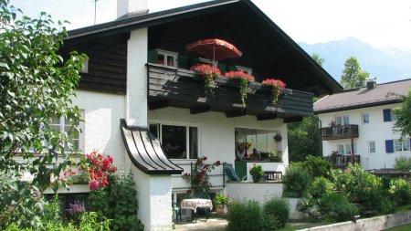 Gästehaus Karin in Oberstdorf - Im Sommer