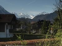 Wohnung Reithallenweg - Blick vom Balkon