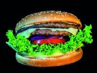 Veles Imbiss Burger 7,00€