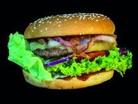 Rösti Bacon Burger 🍔7,00€