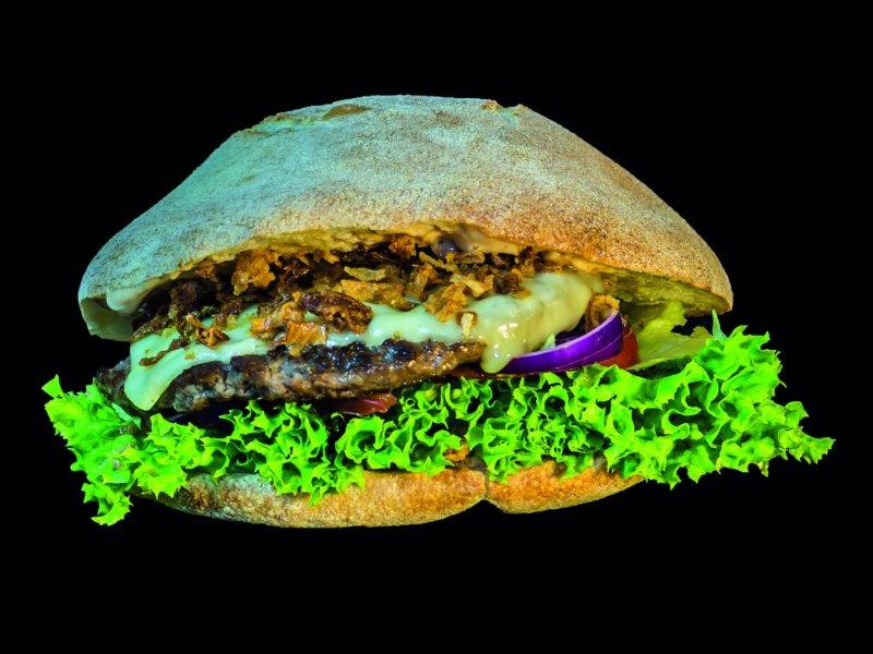 Allgäuer Burger 6,00 €
