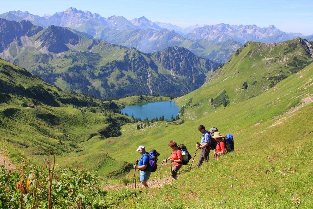 Oberstdorf Wanderparadies