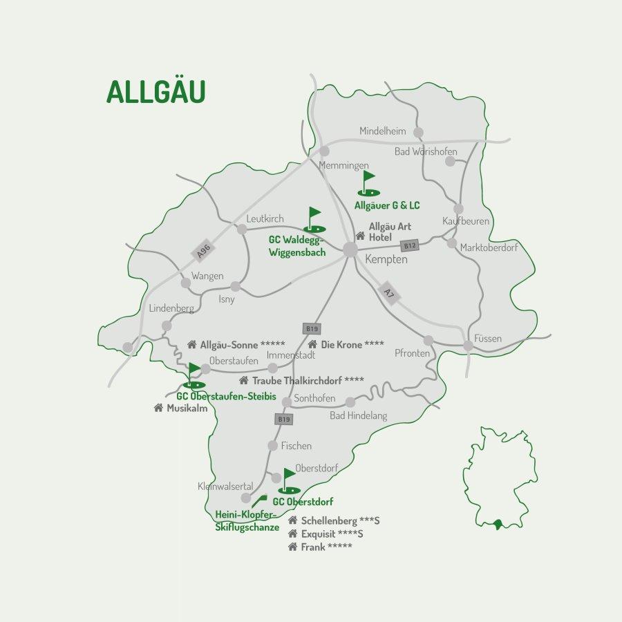 4 Plätze Tournee 2020 - Golfkarte Allgäu - Homepage Unterkünfte-01