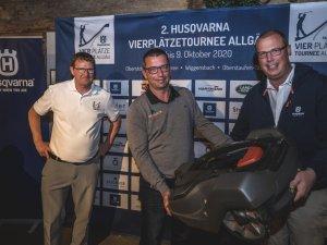 1. Platz Schanzenshot: Jochen Weiler