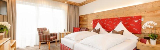 Doppelzimmer Alpin klein
