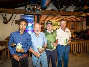3. Platz: Das Team vom GC Oberstdorf