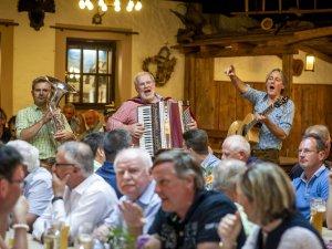 Musik von den Alpenwilderern