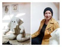 Silvia Jung-Wiesenmayer 2, Stand by animals Gespenst