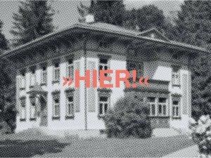 HIER! Villa Jauss