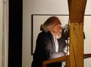 Unermüdlich Wilhelm Geierstanger 2010