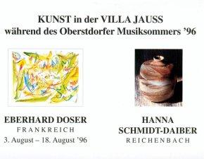 Eberhard Doser u. Hanna Schmidt-Daiber