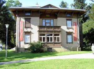 Kunsthaus Villa Jauss Südseite