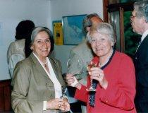 Frau Ruhrberg und Frau Ruess