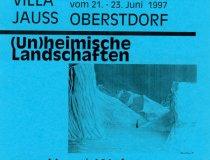 Einladung zur Wochenendaustellung - Horst Weiss