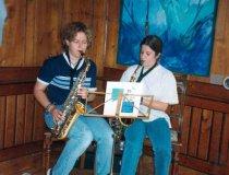 Musikalische Umrahmung Ausstellung Gabler