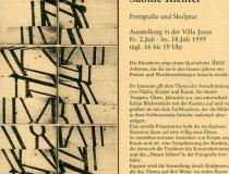 Einladung Ausstellung Sabine Richter