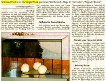 Wege in Oberstdorf - Wege des Tourismus - Wege der Kunst