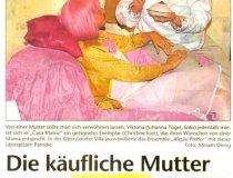 Casa Matriz - Artikel Allgäuer Zeitung