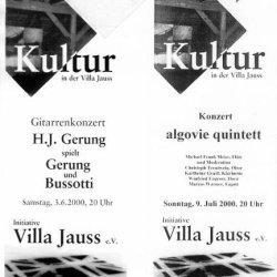 Gitarrenkonzert mit H. J. Gerung