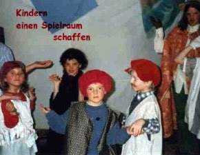 Kindertheaternachmittag in der Villa Jauss