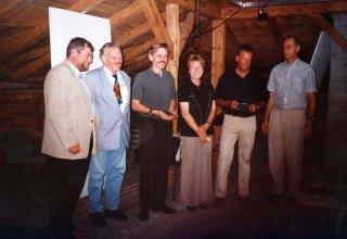 Verleihung Architekturpreis 2001