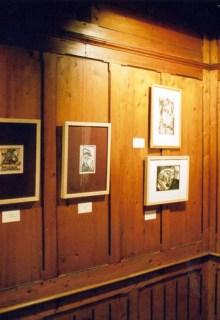 Ausstellung Arthur Lamka