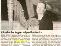Dezembermarkt - Artikel Allgäuer Zeitung